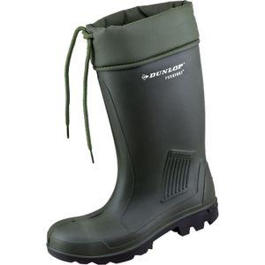 Dunlop Stiefel Thermoflex S5 oliv Gr. 38