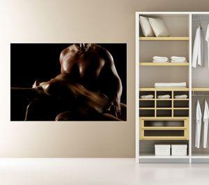 Fototapete - Paar Erotik II, Farbe:Farbig, Größe:180 x 120 cm