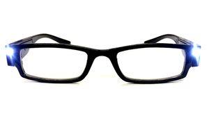 LED Lesehilfe 1,5 Dioptrien inkl. Batterien   Lesebrille   Sehhilfe Brille
