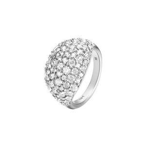 Joop Damen Ring Silber Zirkonia Blake JPRG90780A, Ringgröße:55 (17.5 mm Ø)
