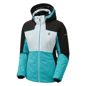 DARE2B Flourish Jacket Azure/White 38