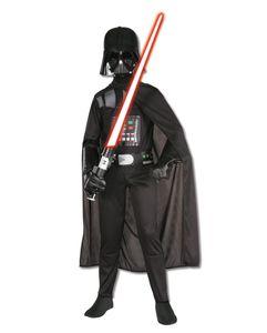 Star Wars Kinderkostüm Darth Vader Kinder Größe: L