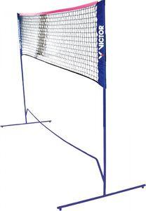 VICTOR Badminton Federball Tennis Volleyball - Mini Komplettset Netz - 859/1/0
