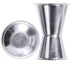 Cocktail Doppelmaß 3,0 cl / 5,0 cl - Höhe 6,5 cm