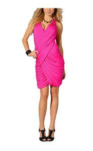 LIPSY Wickelkleid, pink Kleider Größe: 32