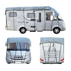 ProPlus Wohnwagen und Wohnmobile 800 x 300 cm grau