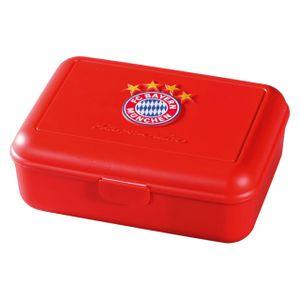 FC BAYERN MÜNCHEN Brotdose Mia San Mia FC Bayern rot -