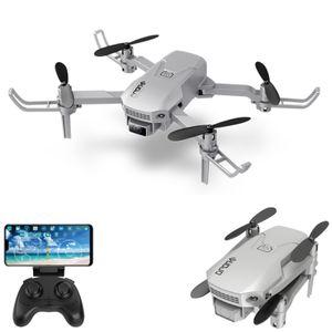 H1 RC Drohne mit Kamera 4K Mini Drohne Faltbarer Quadcopter fš¹r Kinder mit Funktion Flugbahn Flug Headless Mode 3D Flug Auto Hover One Key Start Landung