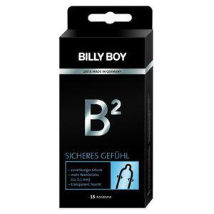 Billy Boy Sicheres Gefühl 15 Kondome