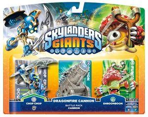Skylanders Giants Cannon Battle Pack (W1.0)