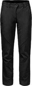 Jack Wolfskin Chilly Track XT Hose Damen black Größe EU 23 (Short)
