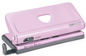 RAPESCO Mehrfachlocher für Terminplaner rosa