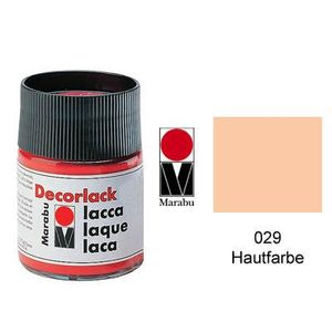 Decorlack Acryl, Hautfarbe 029, 15 ml, Menge 1