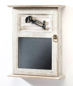 Schlüsselkasten Schlüsselbox - KEYS - Holz - 22x8x28 cm