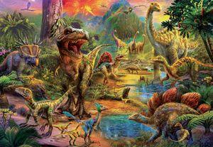 Land Der Dinosaurier 1000 Teile