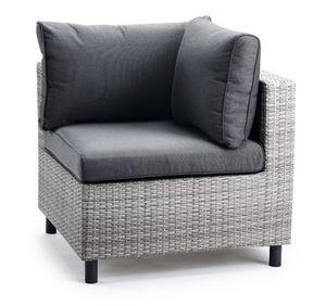 Best Gartenmöbelgarnitur 6-tlg. Lounge-Set Bonaire warm-gray; 98896106