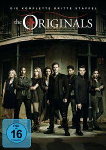 Originals, The - kompl. Staffel 3 (DVD) Min: DVDWS     5Discs