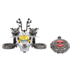 Minions Wild Rider R/C-Fahrzeug und Actionfigur