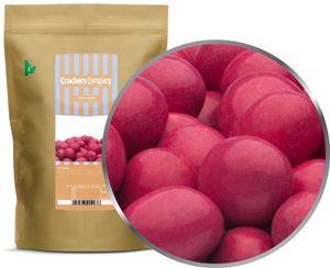 Pink Choco Peanuts - Erdnüsse in Vollmilchschokolade Pink - ZIP Beutel 750g