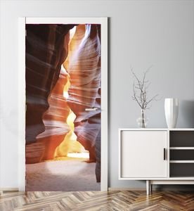 MyMAXXI | Tür verschönern mit Türtapete Selbstklebend 90x200 Canyon | Türfolie Poster Tapete | Selbstklebende Türaufkleber XXL Aufkleber Folie| Türposter Mädchen und Junge