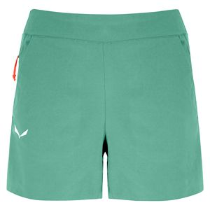 Lavaredo Durastretch Shorts Damen - Salewa, Farbe:feldspar green (5070), Größe:40/34