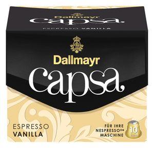 Dallmayr Capsa Espresso Vanilla | 10 Nespresso® komp. Kapseln