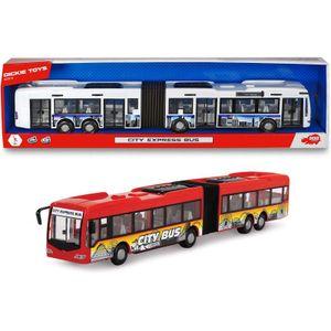 Dickie Toys City Express Bus (Farbe nicht wählbar)