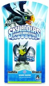 Skylanders Sonic Boom (W6.0) Single Charakter
