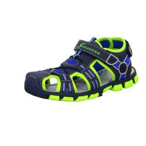 Sneakers Kinder Sandale SK-18-002 Blau