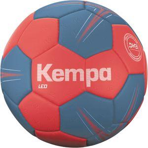 Kempa Leo Basic Profile Handball coral/lilac grau 1