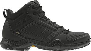 adidas TERREX AX3 Mid Gore-Tex Wanderschuhe Wasserdicht Herren core black/core black/carbon Schuhgröße UK 9 | EU 43 1/3