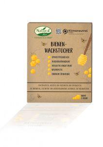 Natural Line® Bienenwachstücher-Set, 3-tlg.