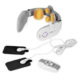 Massagegerät Nacken elektrische Massage vibration Wärmefunktion EMS