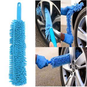 Felgenbürste Auto Waschbürste Mikrofaser Felgenreiniger Reinigung Bürste
