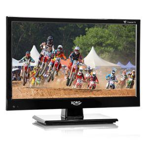 XORO FHD LED 39,6cm (15,6 Zoll) HTL1550, DVB-T2, Farbe: Schwarz