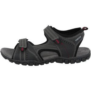 Geox Sandale schwarz 44