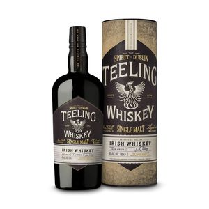 Teeling Single Malt Irish Whiskey in Geschenkpackung | 46 % vol | 0,7 l