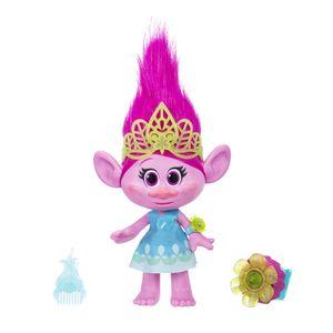 Hasbro - Trolls Kuschelzeit Poppy B6568100