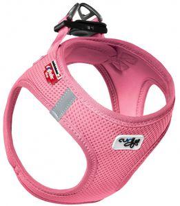 Curli Vest Air-Mesh Geschirr  Farbe: Hell-Pink, Größe: X-Small - Brust 32 -36 cm