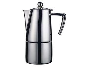 Ilsa Espressokocher Slancio 1 Tasse Induktion Edelstahl matt