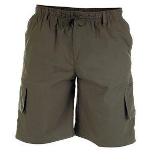 Duke Herren Cargo-Shorts Nick-D555 DC231 (4XL) (Khaki)