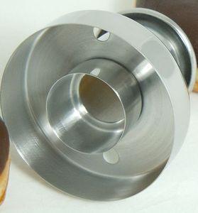 Donut-Ausstecher Edelstahl 80/40/20mm Ø