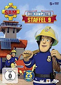 Feuerwehrmann Sam: Die komplette 9. Staffel (5 DVDs)