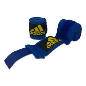 Adidas Boxing Crepe Bandage Blau/Gelb 5x2,55m, ADIBP03