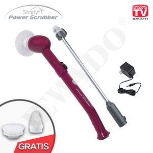 Starlyf® Power Scrubber Schnurlose Reinigungs- Drehbürste - Original aus TV-WERBUNG
