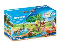 PLAYMOBIL 70344 Kleine Pandas im Freigehege