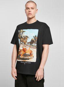 Mister Tee - Herren Havana Vibe Oversize T-Shirt BLACK XS