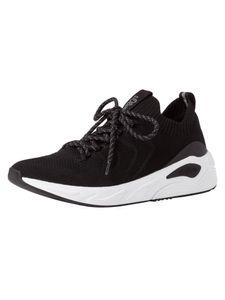 s.Oliver Damen Sneaker schwarz 5-5-23617-26 Größe: 42 EU