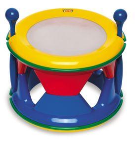 TOLO Classic Drum Trommel Musik Kleinkinder Baby Instrument Musikinstrumente