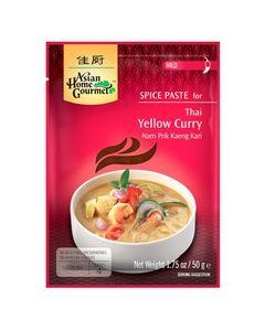 Thailändische gelbe Currypaste Nam Prik Kaeng 50 g